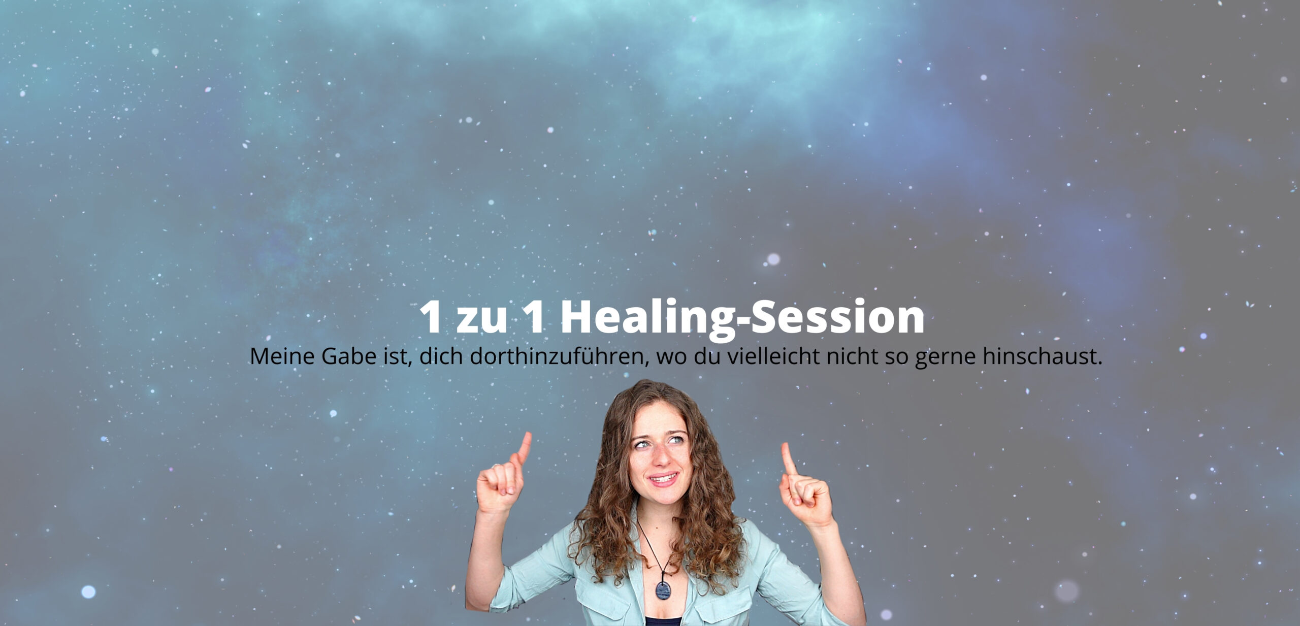 1 zu 1 Healing-Session